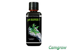Growth Technology - PH Buffer 7 - 300ml Calibration Fluid Meter Solution