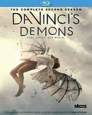 Da Vinci's Demons: Complete Second Season Two 2 (3 Blu-ray Disc set, 2015)  NEW