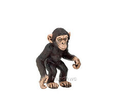 Papo 50107 Chimpanzee Baby Wild Animal Figurine Model Toy Replica - NIP