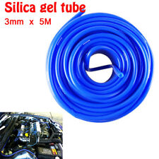 3mm*5M Silicone Vacuum Tube Hose / Pipe / Tubing - Water Air Coolant 16.4ft Blue