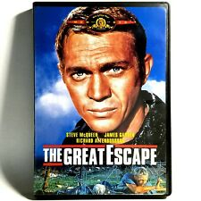 The Great Escape (Dvd, 1963, Widescreen) Like New ! Steve McQueen