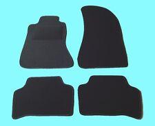 Passform-Velours-Fußmatten für Opel Manta A  Autoteppiche in schwarz