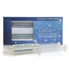 Instant Whites CoCo Bright White Teeth Whitening Gel Peroxide Free
