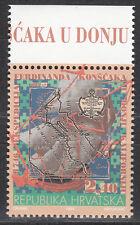 Kroatien / Hrvatska Nr. 386** 250.Jahretag der Forschungsreise von P.F. Konscak
