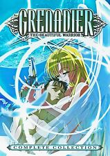 Grenadier The Beautiful Warrior Complete Collection Anime (3 DVD Lite Box Set)