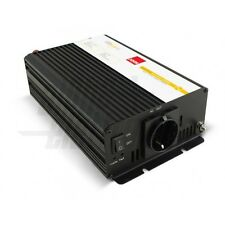 Power INVERTER 600W Watt onda sinusoidale sine PURA 24V DC 220V CAMPER AUTO
