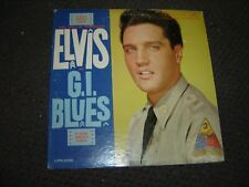 Elvis Presley - G.I. Blues 1960 USA Orig. Long Play VG/VG