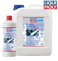 LIQUI MOLY MOTORCYCLE COOLANT READY MIX RAF12 PLUS