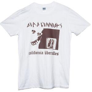 Dead Kennedys Uber Alles Hardcore Punk Rock Music T shirt-Classic Fit Unisex Top