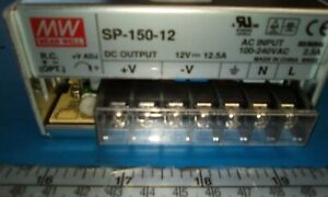 Mean Well SP-150-12 power supply
