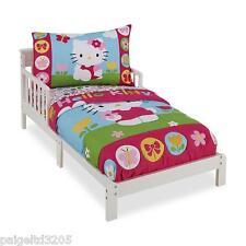 Sanrio Hello Kitty  4-piece Toddler Bedding Set