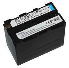 Battery for Sony NP-F550 NP-F750 NP-F970 YONGNUO YN360 YN900 YN300 AU Local Ship