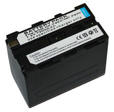 NP-F950/NP-F960/NP-F970 battery for Sony camera camcorder NPF950 NPF960 NPF970