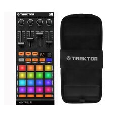 Native Instruments Kontrol F1 DJ Controller and Kontrol F1/X1 Bag Package