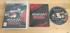 PS3 Ninja Gaiden 3 Razors Edge Good Condition Has Manual