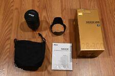 Nikon AF-S FX NIKKOR 28-300mm F/3.5-5.6G ED VR Zoom Lens