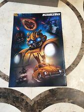2019 Transformers Comic Con Exclusive Poster