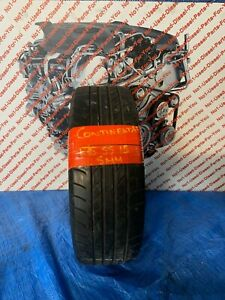 CONTINENTAL 175 55 15 175/55/15 5mm tread depth - used - tire / tyre