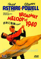 Broadway Melody of 1940 - Fred Astaire, Eleanor Powell - DVD NEW