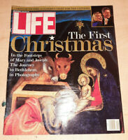 Life Magazine December 1992 - The First Christmas, The Legacy of Malcolm X, more