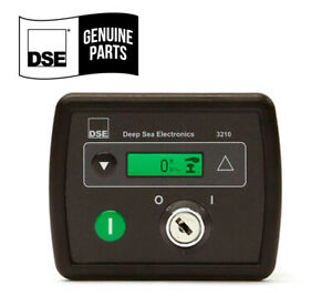 DSE3210 Manual & Auto Start Control Module (Mpu)   1 Year Warranty!