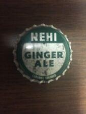 Vintage Nehi Ginger Ale Unused Bottle Caps 2 For $1