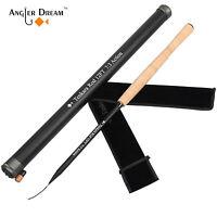 Tenkara Fly Rod 12/13FT Telescoping Carbon Fiber Fly Fishing Rods Portable Rod