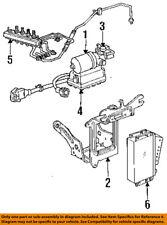 FORD OEM Anti-lock Brakes-Control Module F6SZ2C219AA