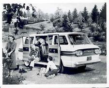 1961 Chevrolet Corvair Greenbrier Factory Photograph aa5696-O929BG