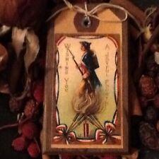 5 Wooden Vintage Americana Hang Tags / Ornaments Sete