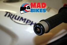 TRIUMPH SPEED TRIPLE R&G RACING HANDLEBAR SLIDERS/ BAR END WEIGHTS  1997 TO 2010