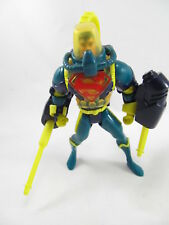 Deep Dive Superman Animated Action Figure Kenner 1996 Loose COMPLETE