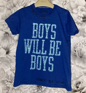 Boys Age 3-4 Years - Next T Shirt Top