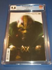 DCeased Dead Planet #7 Mattina Variant CGC 9.8 NM/M Gorgeous Gem Wow