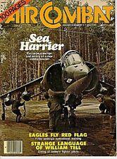 AIR COMBAT V5 N4 MICHIGAN ANG NORTH AMERICAN F-100 SUPER SABRE HUN 107TH TFS