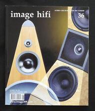 Image Hi-Fi 36 6/00 - KEF opera Pear Naim BENZ audio data dynafox Ear Rega