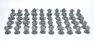 ZOD 15mm Infantry set of 50 NEW COLOR Sci-fi Tehnolog 1100 Star Grunt
