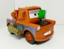 Disney Pixar Cars Spy Mater Transforming Truck Toy Car Mattel