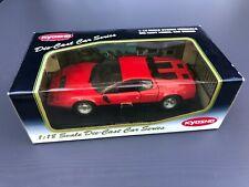 Ferrari 512 BB red Kyosho 1:18 no BBR Autoart Looksmart MR !!!
