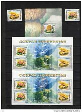 TADJIKISTAN -lot  timbres champignons **