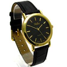 Reflex Mens Quartz Watch - Black Dial 067gt