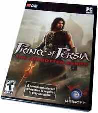 Prince of Persia The Forgotten Sands, PC Game, New & Sealed, DVD, Windows