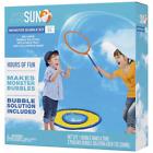 Monster Bubbles Kit w/ SOLUTION, WAND  TRAY  NIB