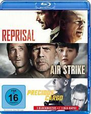 Bruce Willis Triple Feature (3 Blu-rays) NEU OVP
