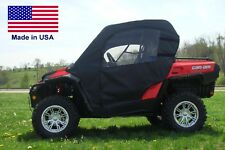 DOORS for Can Am Commander - Soft Acrylic - Travels Highway Speeds