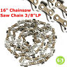 Replacement  10''/12''/14''/16''/18'' Chainsaw Saw Chain Blade 3/8'' LP Chain