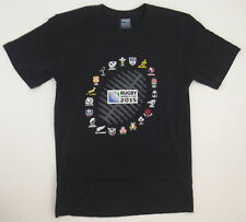 Rugby World Cup 2015 20 Nations Ball Graphic Adults T-Shirt