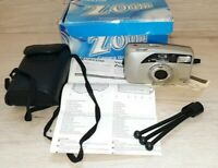 YASHICA ZOOM MATE 80 BOXED WITH INSTRUCTIONS LENS ZOOM BROKEN SPARES AND REPAIRS