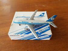 Schabak 1:600 Sabena Airbus A310 OVP Flugzeugmodell