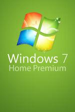Windows 7 Home Premium 32 / 64 Bit Aktivierungsschlüssel Win 7 Deutsch Download